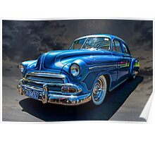 '51 Chevy Poster