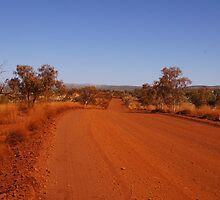 Road through the outback by georgieboy98
