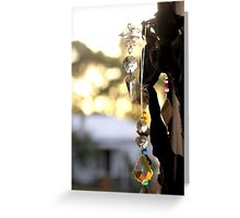 Shining Warriors Greeting Card