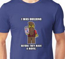 Hipster Lego Unisex T-Shirt