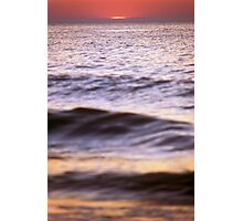 Baltic Sea, Poland 2011 Photographic Print