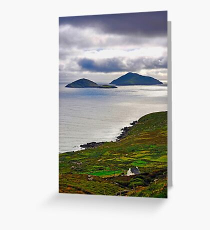 Iveragh Peninsula Greeting Card