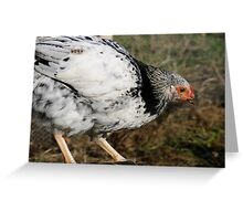 Benny Hennypenny Greeting Card