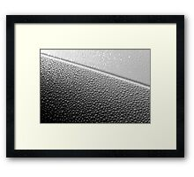 Bubble Bubble Framed Print