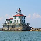 Ashtabula Lighthouse by Jack Ryan
