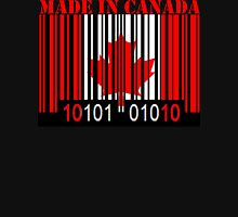 Canada Barcode Flag Made In... Unisex T-Shirt