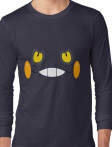 Pokemon - Croagunk / Gureggru Long Sleeve T-Shirt