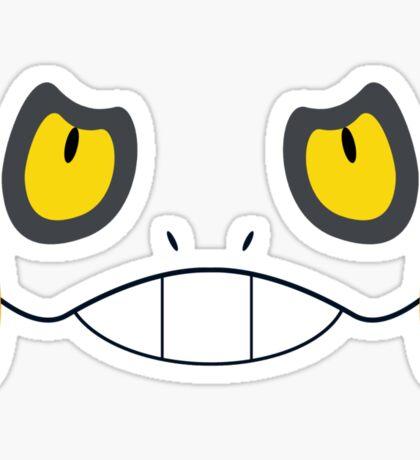 Pokemon - Croagunk / Gureggru Sticker