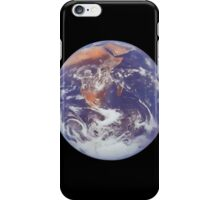 Earth From Space iPhone Case/Skin