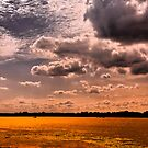 Golden hour by M-A-K
