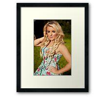 Rosey13 Framed Print