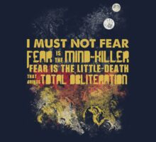 Litany Against Fear by KaliBlack