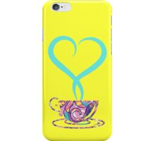 Lilly Pulitzer Inspired Coffee Sea and Be Seen iPhone Case/Skin