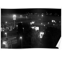 Reda at night Poster