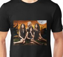 pretty little liars halloween Unisex T-Shirt