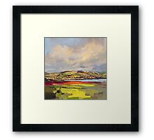 Cromarty Firth Study Framed Print
