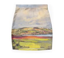 Cromarty Firth Study Pencil Skirt
