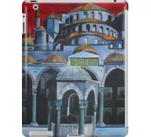 Sultan Ahmed Mosque, Istanbul iPad Case/Skin