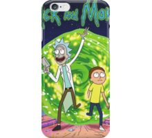 Rick and Morty Tv Series iPhone Case/Skin