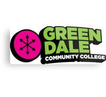 Greendale Community College Metal Print