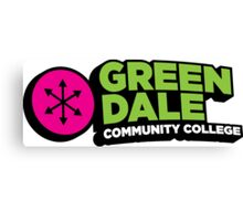 Greendale Community College Canvas Print