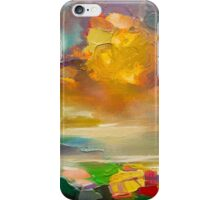 Cumulus Crescendo Study iPhone Case/Skin