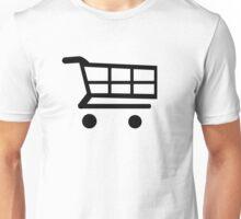 E-Commerce Shopping Cart Unisex T-Shirt