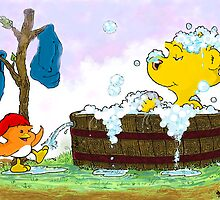 Ferald's Bubble Bath by Keith Williams