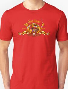 Crazy Drums T-Shirt