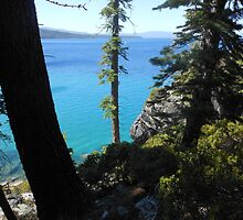 Lake Tahoe by Bob Ross