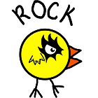 Rock Chick by Sue O'Brien