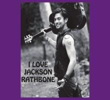 I <3 Jackson Rathbone by BegitaLarcos