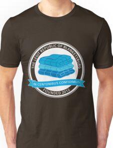 The Legit Republic of Blanketsburg Unisex T-Shirt