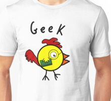 Clever Cock Unisex T-Shirt