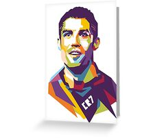 CR7 Superfly Greeting Card