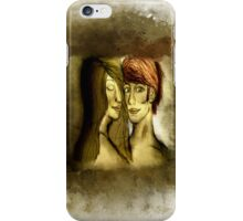 Mr and Mrs Grey iPhone Case/Skin