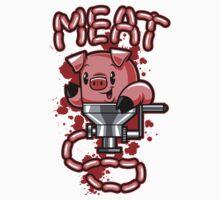 Nice to Meat You! Kids Tee