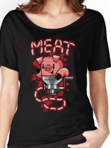 Nice to Meat You! Women's Relaxed Fit T-Shirt