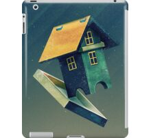 Flying Bird...house iPad Case/Skin
