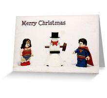 Merry Christmas... Greeting Card