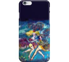MASQUERADE DANCING  IN THE NIGHT iPhone Case/Skin