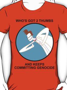 Who Killed All The Daleks? T-Shirt