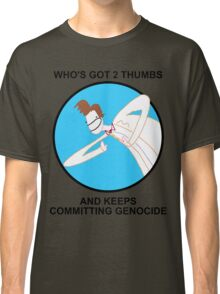 Who Killed All The Daleks? Classic T-Shirt