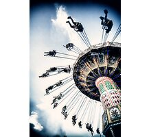 midway love affair... Photographic Print
