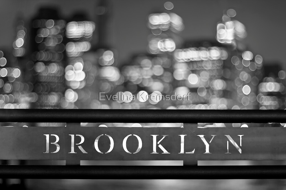 Brooklyn by Evelina Kremsdorf