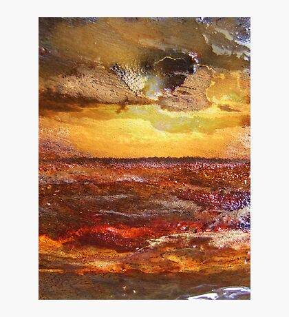 Abstract Sunrise... Photographic Print