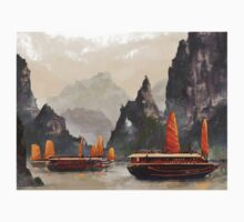 Ha Long Bay Kids Tee