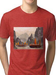 Ha Long Bay Tri-blend T-Shirt