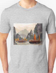 Ha Long Bay Unisex T-Shirt