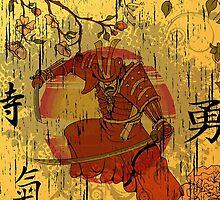 Ninja japan by borines